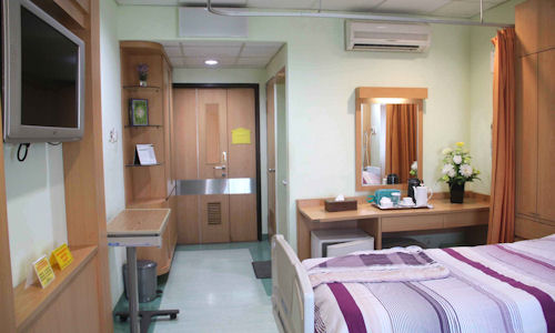 kamar 1 bed